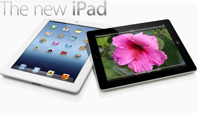 The New iPad (iPad 3) - Reviews of Top Apple Products - Be Cool! Look Cool! Work Smart!