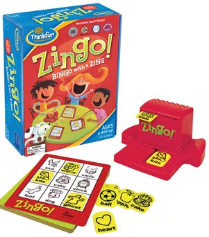 Review of ThinkFun Zingo