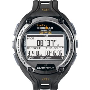 Timex T5K267 Global Trainer Speed and Distance GPS Watch