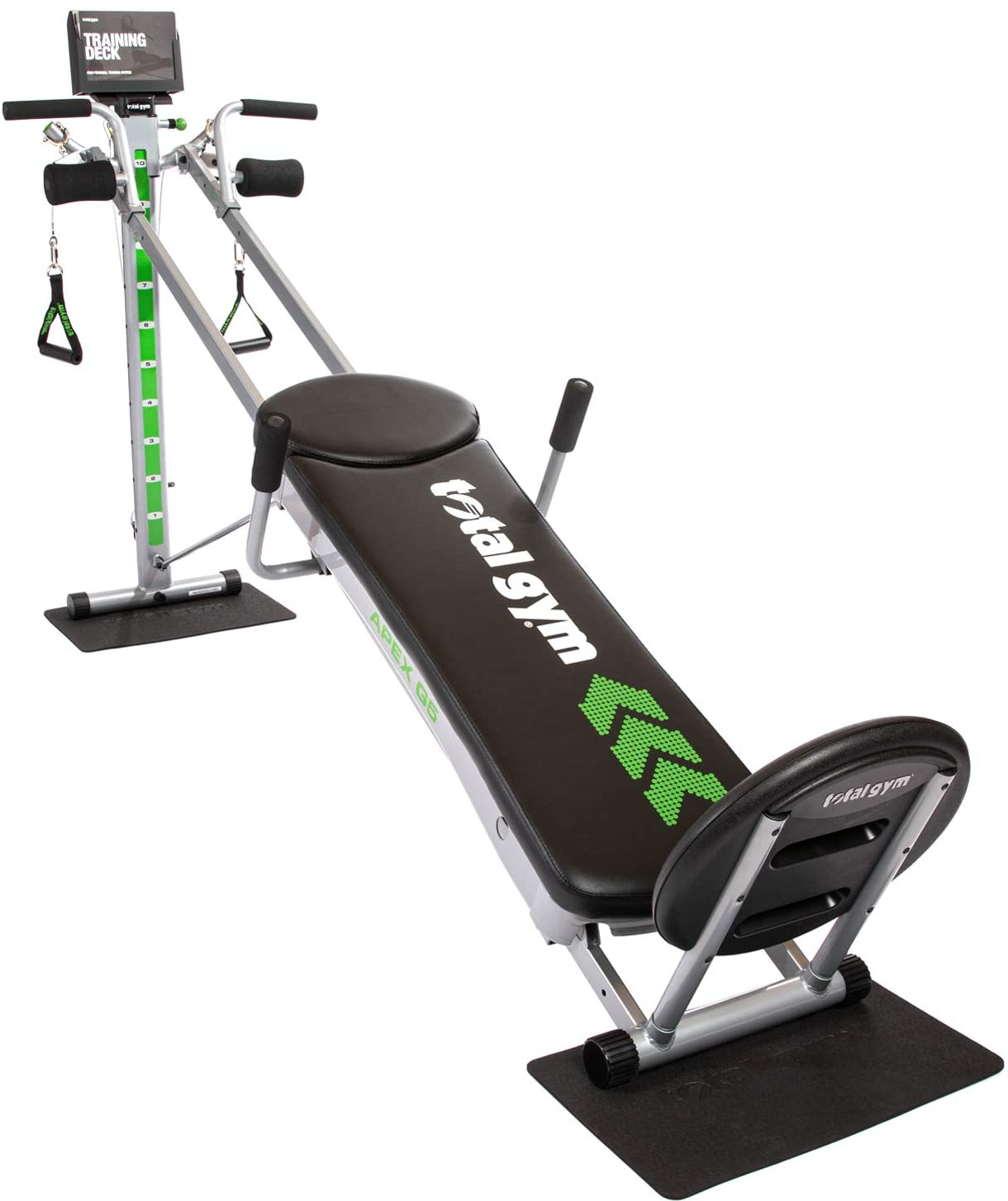 Review of Total Gym APEX Versatile Indoor Home Workout Equipment