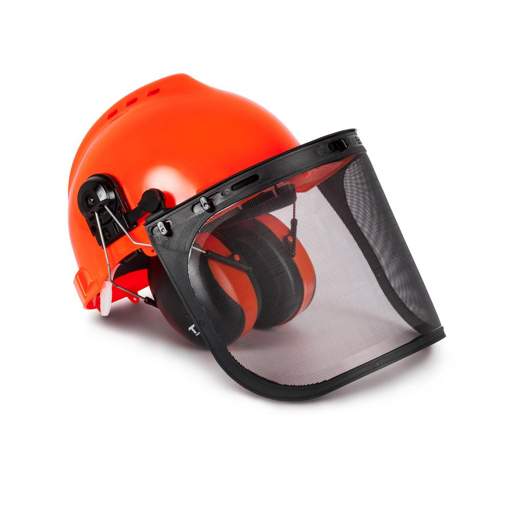 Review of TR Industrial Forestry Safety Helmet and Hearing Protection System