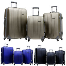 Review of Traveler's Choice Toronto 3-piece Hardside Expandable Spinner Luggage Set