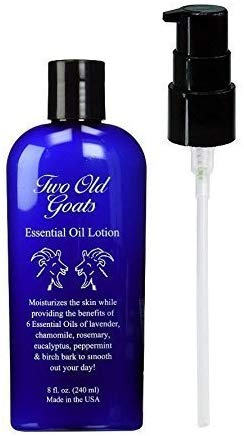 Review of Two Old Goats Essential Lotion with Pump for Your Toughest Aches & Pains, 8 oz