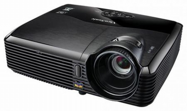 Review of ViewSonic PJD5123 SVGA DLP Projector
