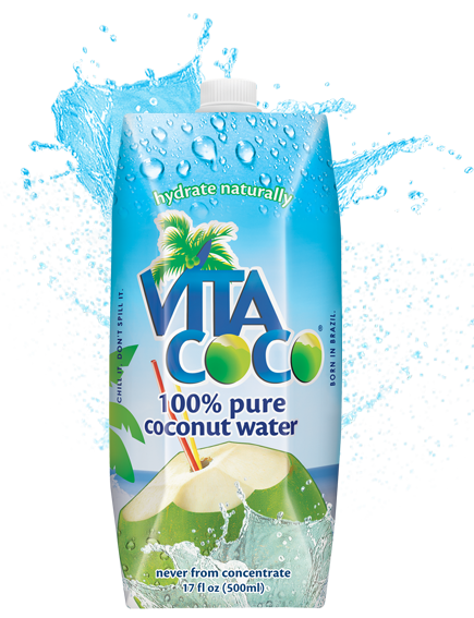 Vita Coco 100% Pure Coconut Water