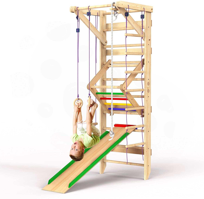 Review of Wedanta Swedish Ladder Wall Gym