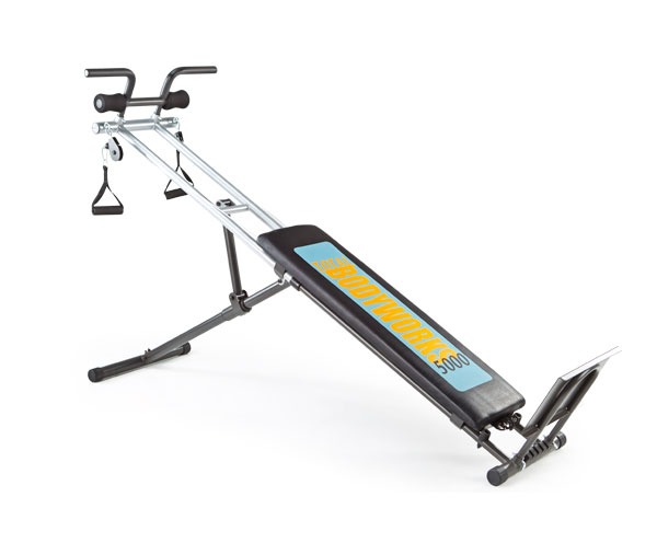 Weider Total Body Works 5000 Gym - Reviews of Top 10 Exercise Equipment - Get Fit and Healthy!