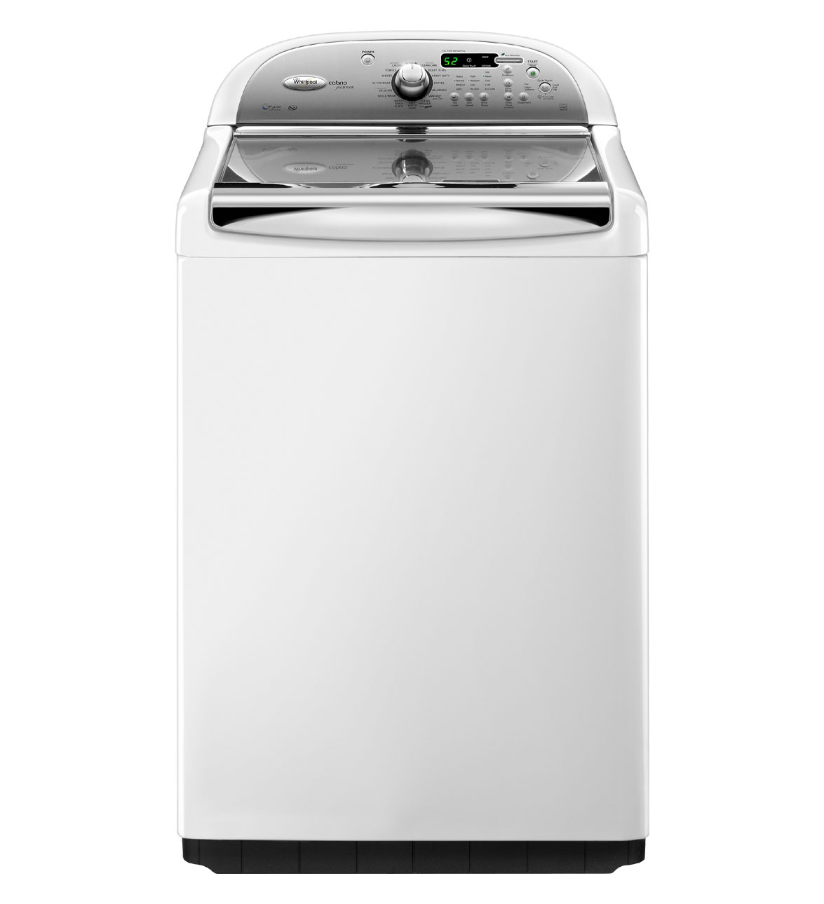 Review of Whirlpool Cabrio Platinum 4.6 cu ft High-Efficiency Top-Load Washer (White) ENERGY STAR (Model: WTW8800YW)