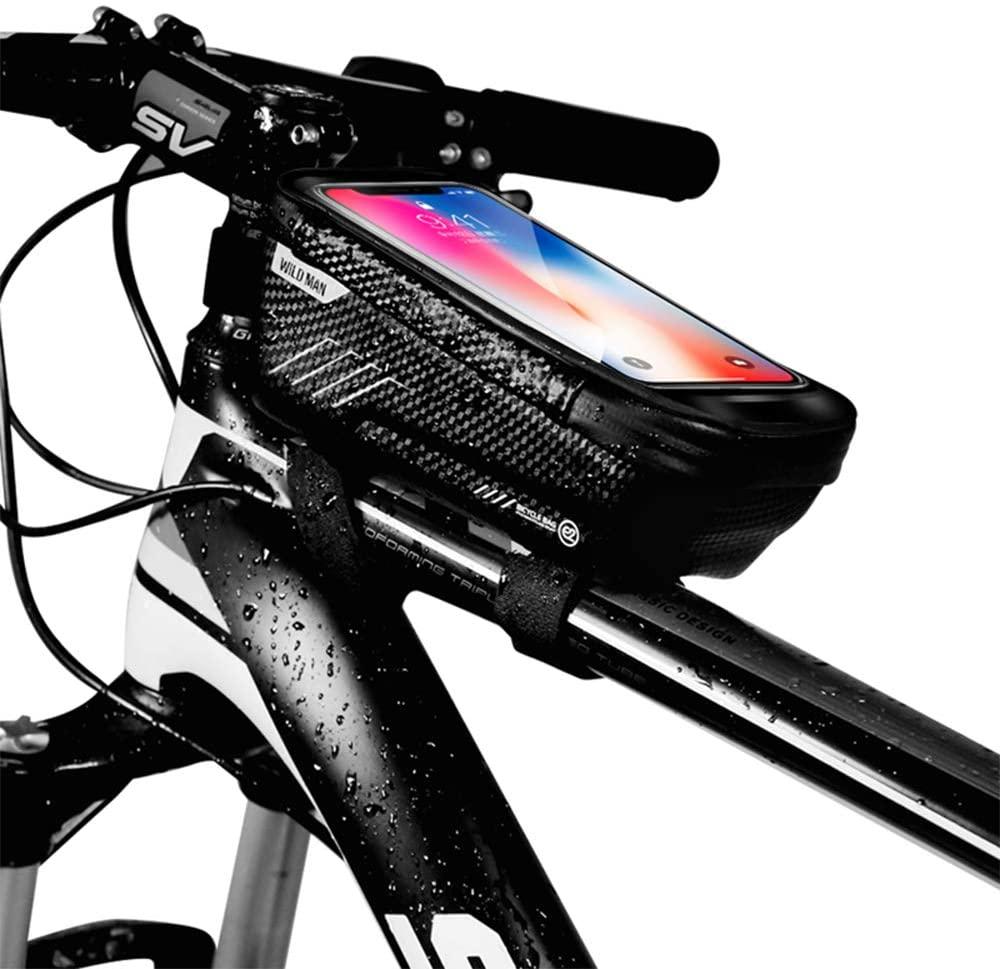 Review of WILD MAN Bike Phone Mount Bag
