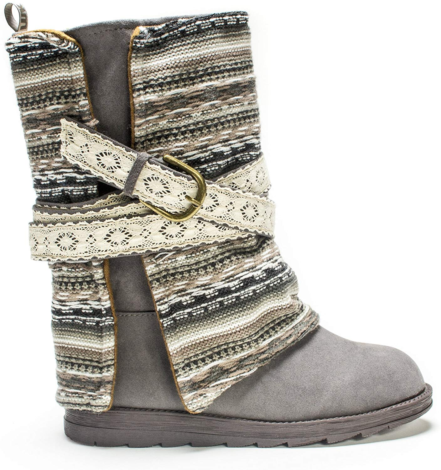 Review of Muk Luks Women's Nikki Belt Wrapped Boot