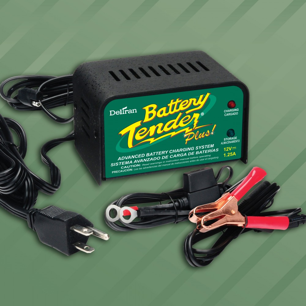 Review of Battery Tender 021-0128 Battery Tender Plus 12V Battery Charger