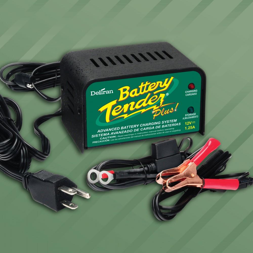 Review of Battery Tender 021-0128 Battery Tender Plus 12V Battery Charger