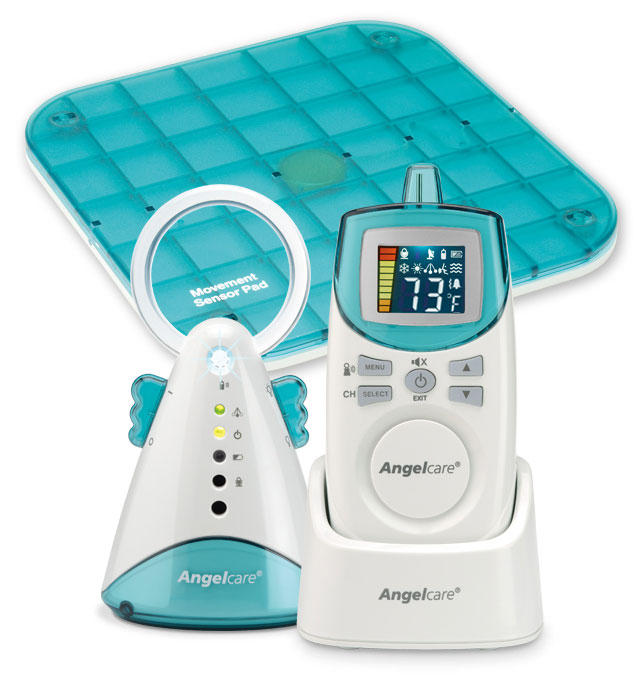 Review of Angelcare Baby Movement and Sound Monitor [Discontinued]