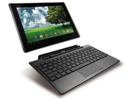 Review of Asus Eee Pad Transformer Prime