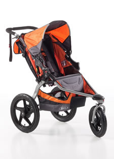 Review of BOB Revolution SE Single Stroller