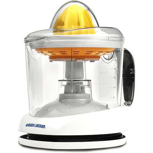 Review of Black & Decker CJ625 30-Watt 34-Ounce Citrus Juicer