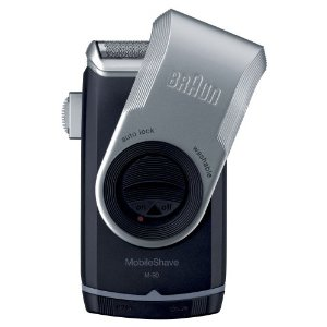 Review of Braun Mobile Shaver - M90