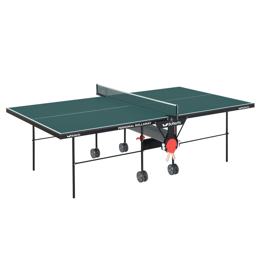 Review of Butterfly Personal Rollaway Table Tennis Table
