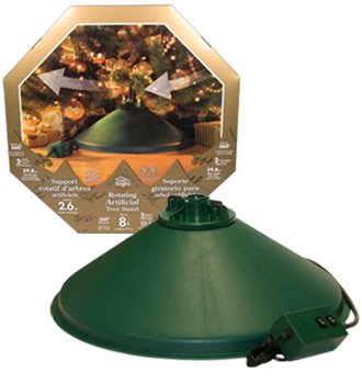 Review of Christmas Tree EZ Rotating Stand
