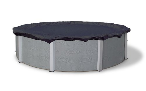 Review of Dirt Defender 8-Year Above-Ground Winter Pool Cover