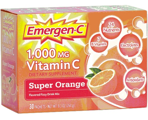 Review of Emergen-C Super Orange