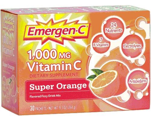 Review of Emergen-C Super Orange