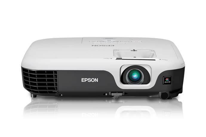 Review of Epson VS220 SVGA 3LCD Projector