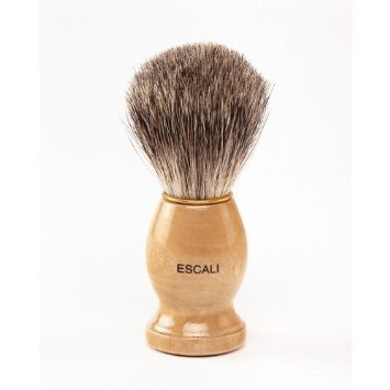 Review of Escali 100% Pure Badger Shaving Brush