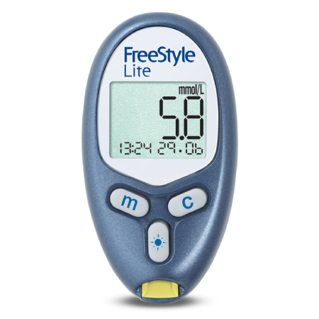 Review of FreeStyle Lite Blood Glucose Monitoring System