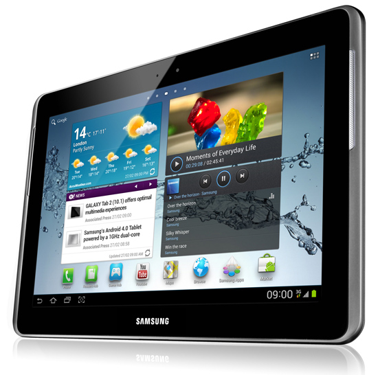 Review of Samsung Galaxy Tab 2 (10.1-Inch, Wi-Fi)