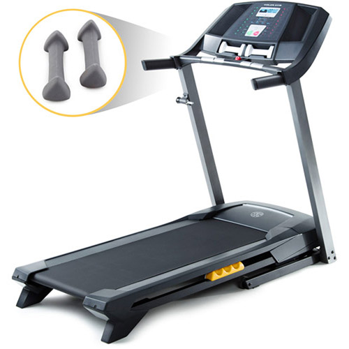 Review of Gold's Gym Trainer 410 Treadmill