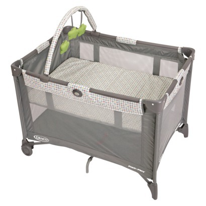 Review of Graco Pack N Play Playard with Bassinet, Pasadena