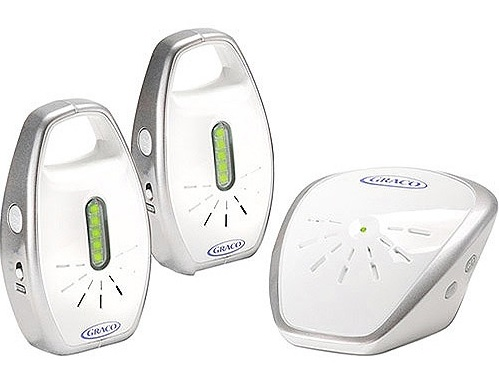 Review of Graco - Secure Coverage Digital Baby Monitor