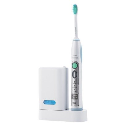 Philips Sonicare Flexcare Rechargeable Power Toothbrush w/ UV Sanitizer HX6932/10