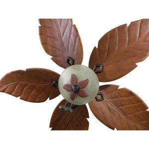 Review of Hampton Bay Antigua 56 in. Oil Rubbed Bronze Ceiling Fan (Model: 73540)