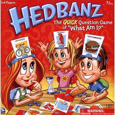 Review of HedBanz Game