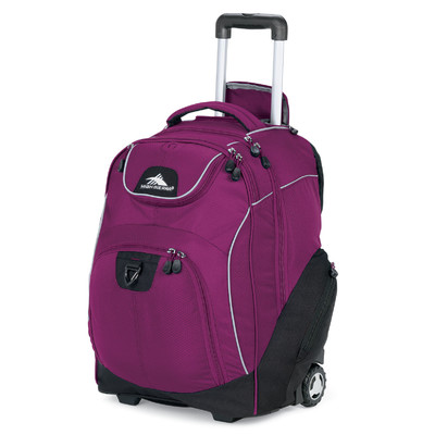 Review of High Sierra Powerglide Wheeled Book Bag