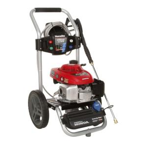 Review of Homelite 2700-PSI 2.3-GPM Honda Gas Pressure Washer (Model: UT80993E)