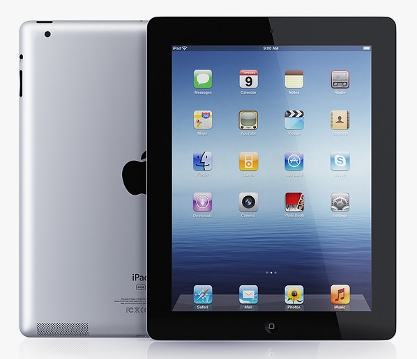 Review of Apple iPad with Retina Display - NEWEST VERSION