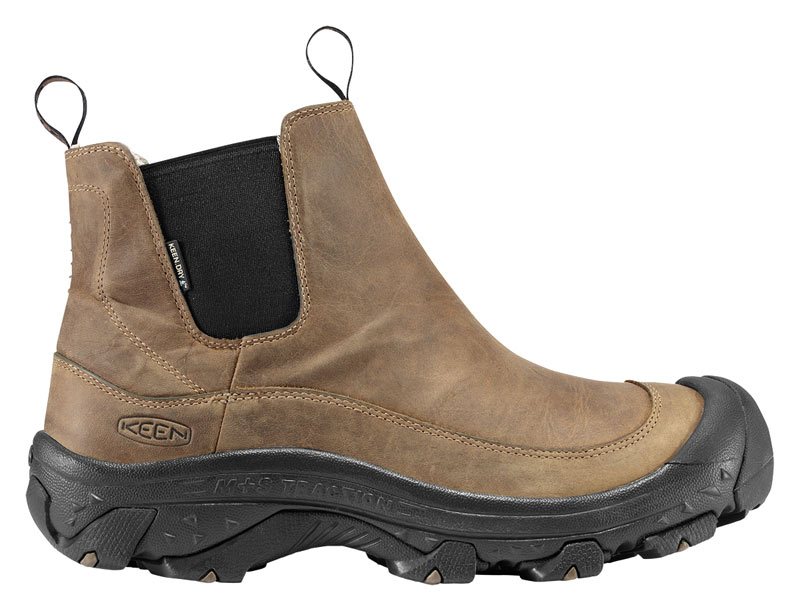 Review of KEEN Men's Anchorage Waterproof Winter Boot