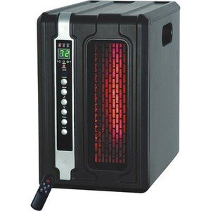 Review of Lifesmart Compact Power Plus 800 Square Foot Infrared Heater w/Remote