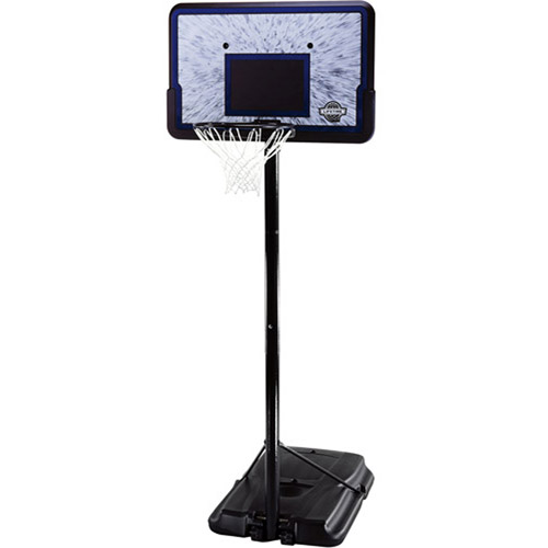 Review of Lifetime 1221 Portable Basketball System with 44-Inch Backboard