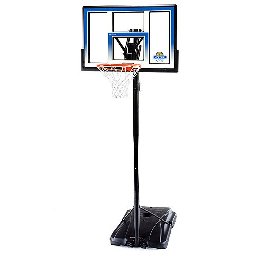 Review of Lifetime 51550 Courtside Portable Basketball System with 48-Inch Shatterguard Backboard