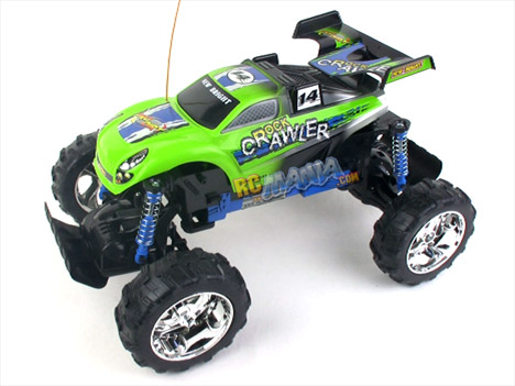 Review of Maisto Remote Controlled Rock Crawler