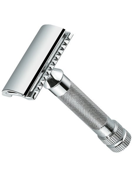 Review of Merkur Model 180 Long Handled Safety Razor