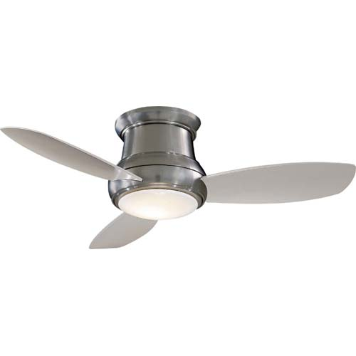 Review of Minka-Aire F518 44-inch Concept II Flush Mount Ceiling Fan