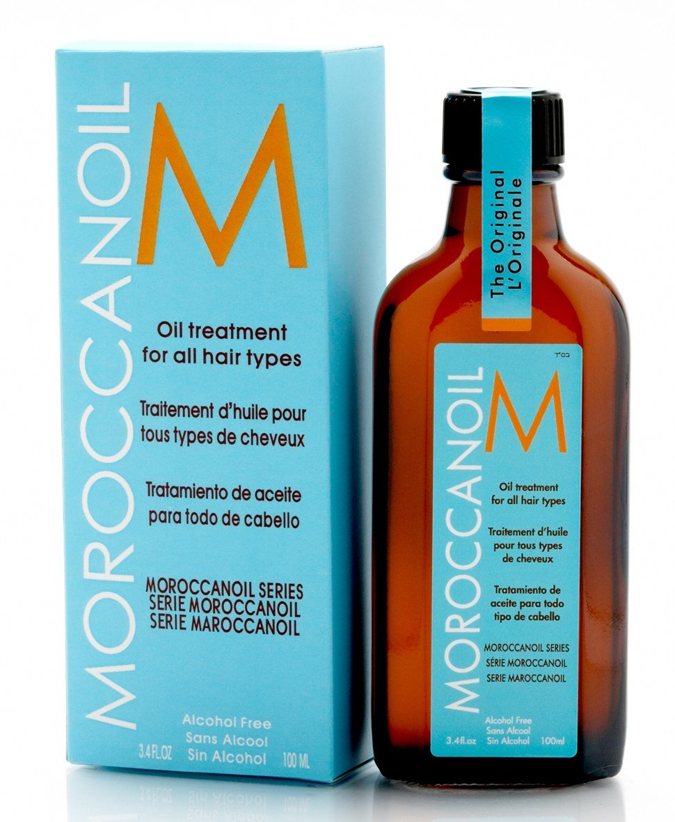 Review of Moroccan Oil Hair Treatment