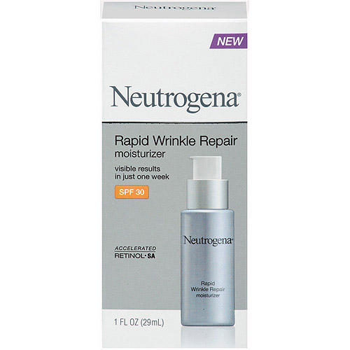 Review of Neutrogena Rapid Wrinkle Repair, SPF 30