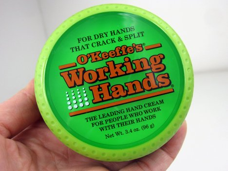 Review of O'Keeffe's Working Hands Cream