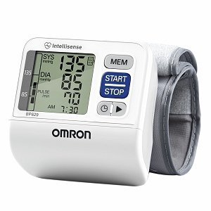 Review of Omron 3 Series Wrist Blood Pressure Monitor BP629